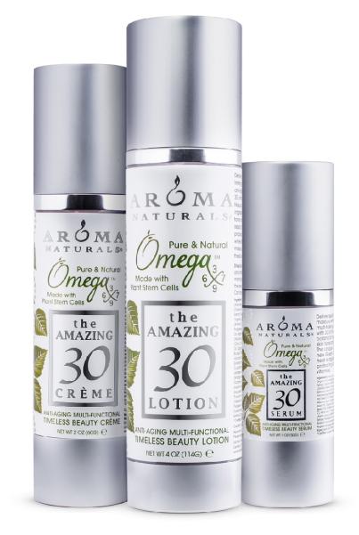 Aroma Naturals органическая косметика из США