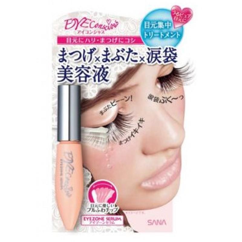 Sana Eye Zone Serum сыворотка для ухода за веками и ресницами
