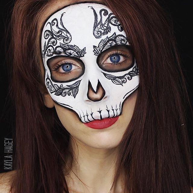 Как смыть грим и снять макияж после Хэллоуина: несколько хитростей рекомендации