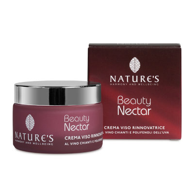 Nature's Beauty Nectar Восстанавливающий крем для лица