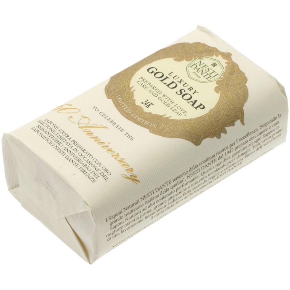 Nesti Dante Gold Soap 60 Anniversary ���� � ������� 24 ������