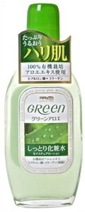 Meishoku Green Plus Aloe Moisture Lotion увлажняющий лосьон