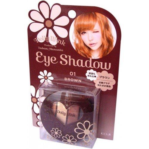 Koji Honpo Dolly Wink Eye Shadow �������� ���� ��� ��� 01 ������������ ����������